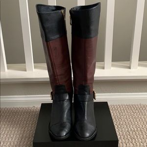 Vince Camuto women's leather boots size 7M